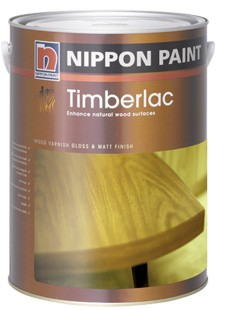 Nippon Paint Timberlac Wood Varnish