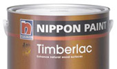 Nippon Paint <br />Timberlac Wood Varnish
