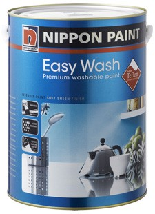 Nippon Paint EasyWash With Teflon ™