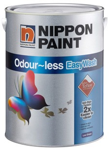 Odourless paint, Odourless paints