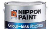Nippon Paint Odour-less EasyWash