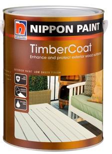 Nippon Paint TimberCoat