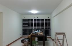 Punggol Dr 635A HDB painting 4 room flat