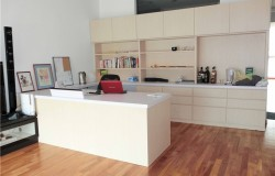 Home Office Renovation with Carpentry