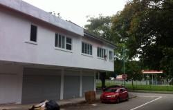External Painting Jalan Kuras
