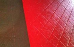 Epoxy Painting on floor tiles Ubi