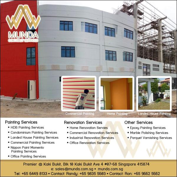 Munda Painting & Renovation Services