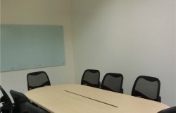 Office Renovation with supply of Meeting Table Space Planning