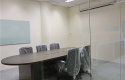 Office Renovation with supply of Meeting table & chairs