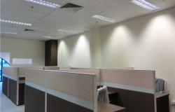 Office Renovation with supply of System Furnitures