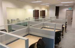 Office Renovation with supply of System Furnitures Space Plannings
