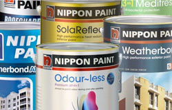 Our Paint Products